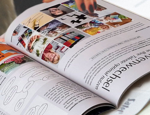 Advertorial Print | Bernhard Bagus GA Magazin