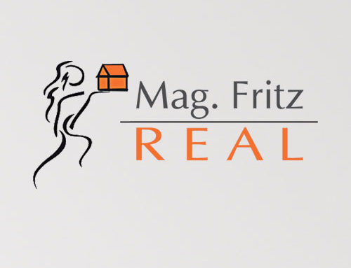 Mag. Fritz Real | Corporate Design