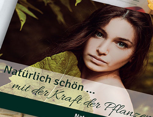 Naturkosmetik-Workshops Folder